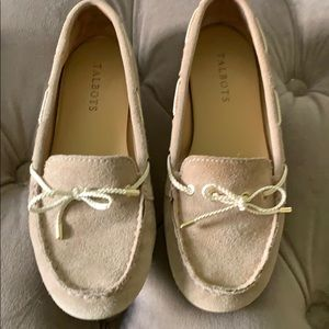 Talbots driving slippers 7